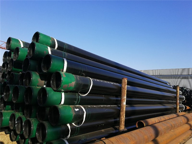 乐山优质的J55石油套管厂家批发,沧州新盛管道
