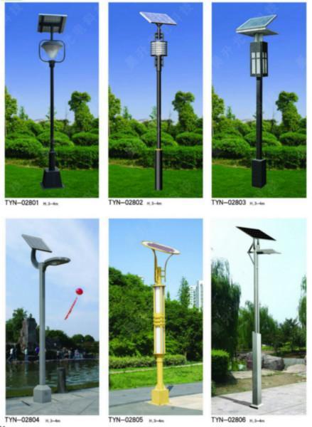 武威太陽能庭院燈供應商|品質好的蘭州led庭院燈景觀燈批發出售