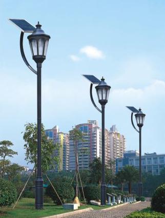 庭院灯厂家-质量好的兰州庭院灯众城能源照明工程供应