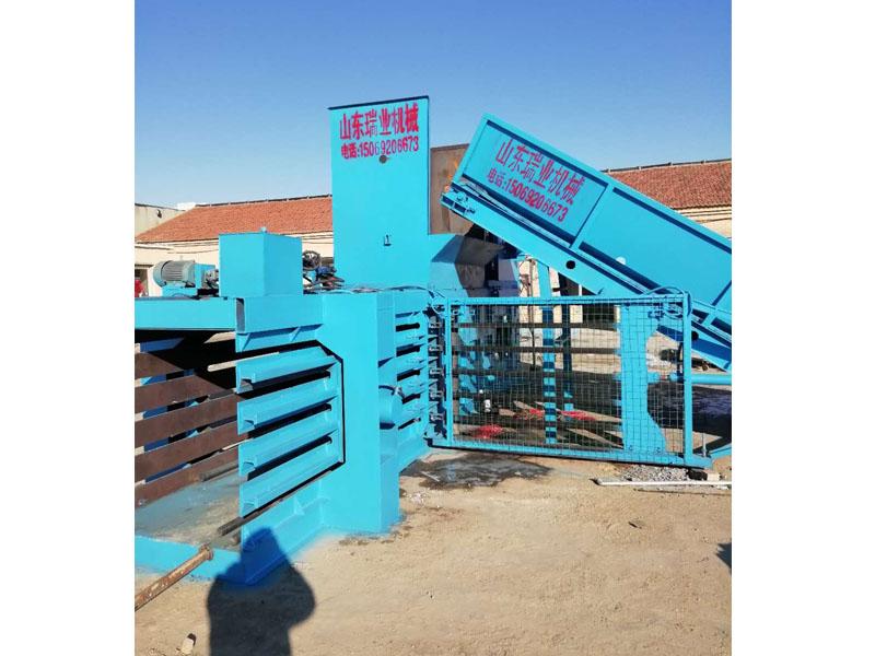 德州全自动废纸打包机厂家推荐-宁津县瑞业机械有限公司