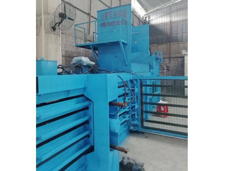 山东瑞业耐用的全自动液压废纸打包机厂家