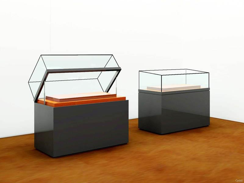 具有价值的博物馆桌型展柜-郑州博物馆桌型展柜哪家好