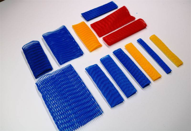 塑料網套塑料網袋專業定製找源東彙包裝材料廠