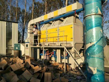 浙江催化燃烧-济南哪里有供应专业的催化燃烧设备