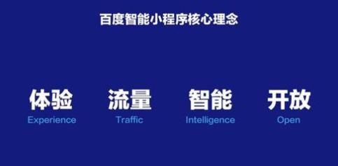 百度智能小程序怎样-济南专业的258智能小程序推荐