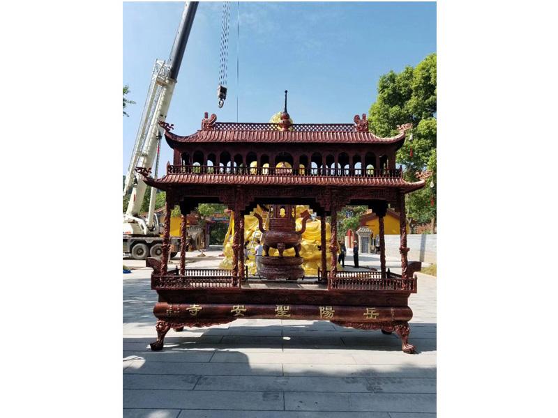 供应温州口碑好的长方铜香炉,黑龙江寺庙香炉