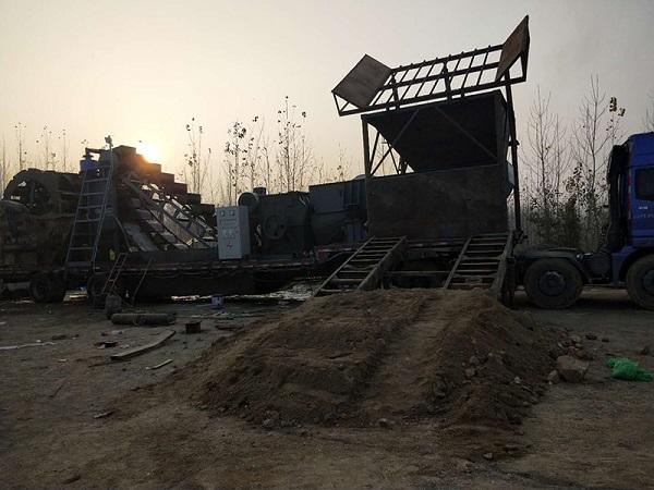 移动破碎水洗设备生产厂家,破碎水洗设备厂家-禄康机械