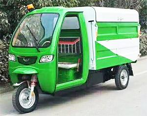 环保废物车|专业的垃圾清运车供应商_爱尔洁环卫设备