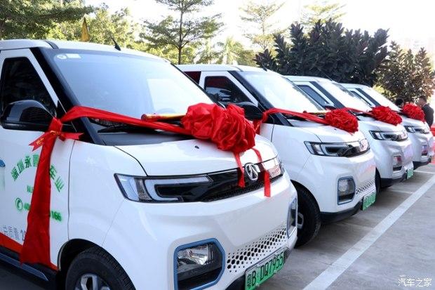 北汽威旺407EV汽车设计开发到生产制造以专业的技术和上乘的
