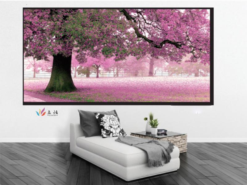 辽宁碳纤维电暖器-品质好的碳纤维无框电暖画供应