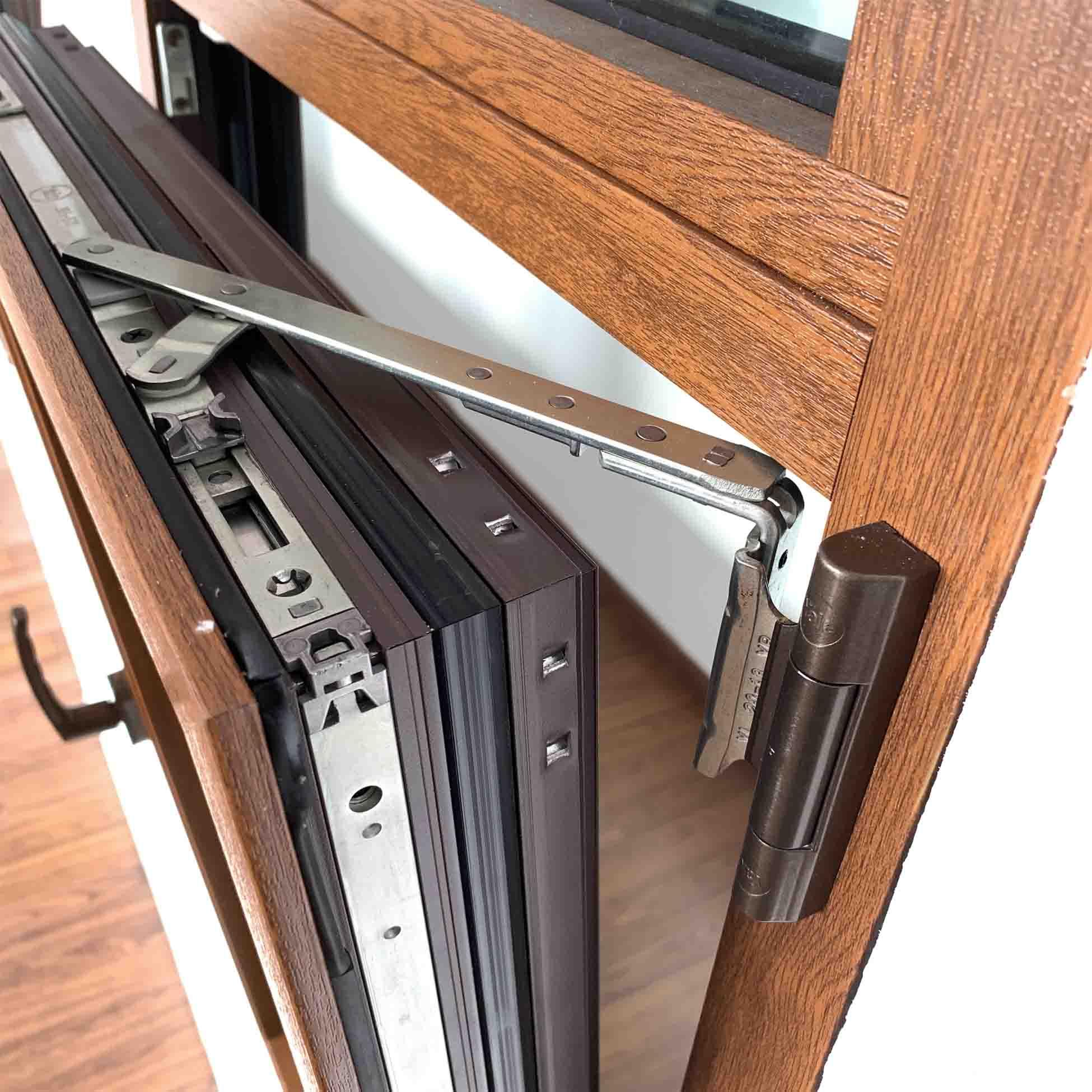 牡丹江中安塑胶有限公司品牌牡丹江实木型材供应商|牡丹江中安森帝系统门窗