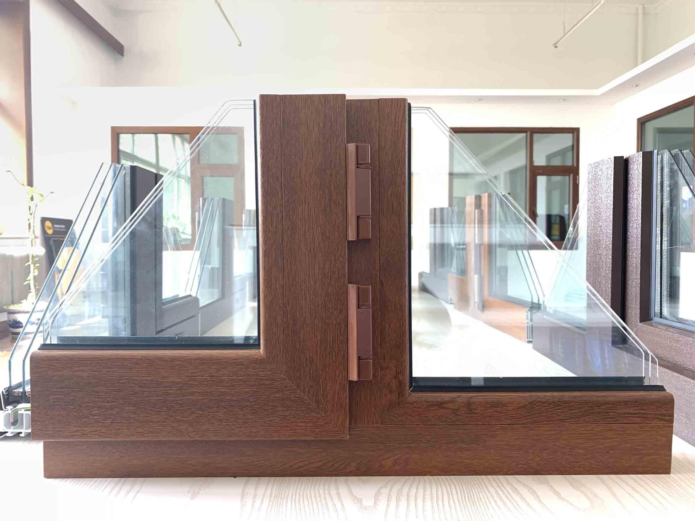 牡丹江鋁合金門窗|牡丹江鋁塑鋁木型材-牡丹江中安