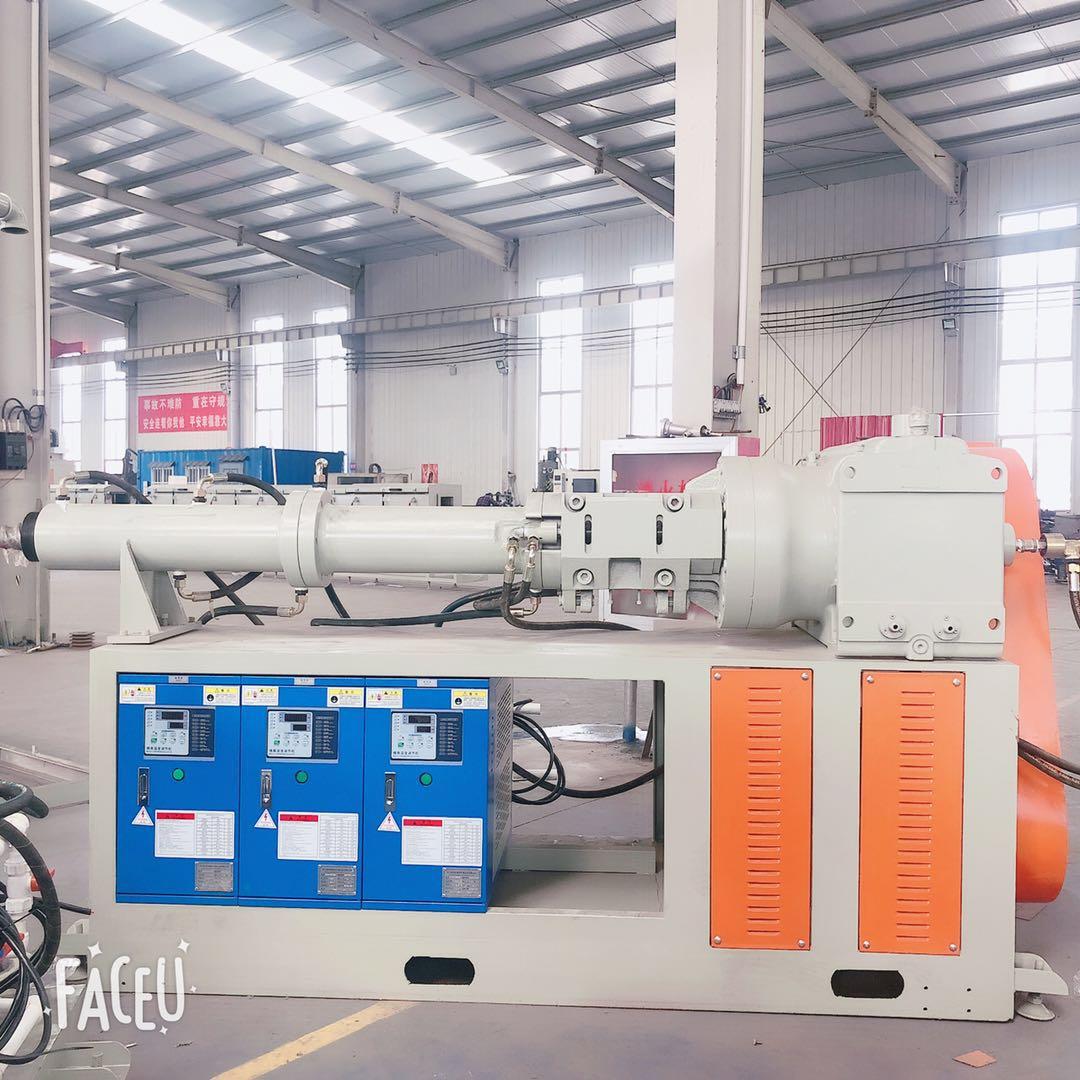 橡胶挤出设备,橡胶挤出设备的温度控制,橡胶挤出设备的温度设定