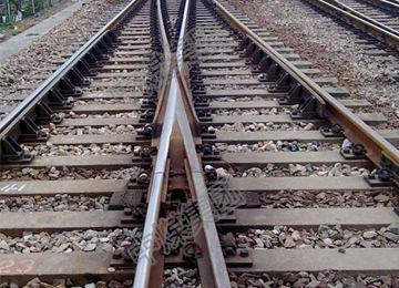煤矿道岔配件总厂——重轨道岔