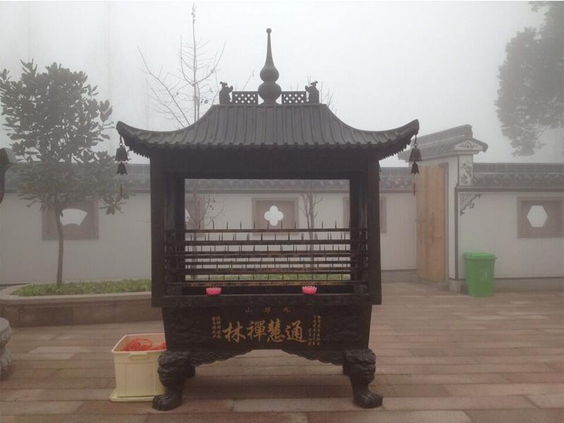 铸铜蜡烛台