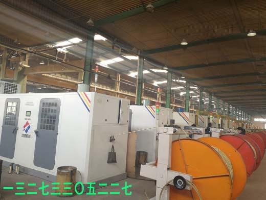 胶管编织机/钢丝合股机鸿源机械生产销售/
