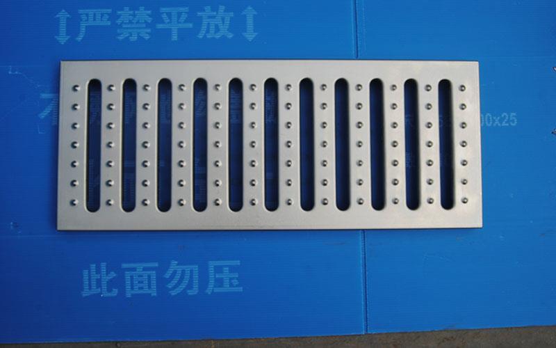 高分子排水沟地沟盖板厨房下水道塑料雨水篦子不锈钢沟盖板井盖