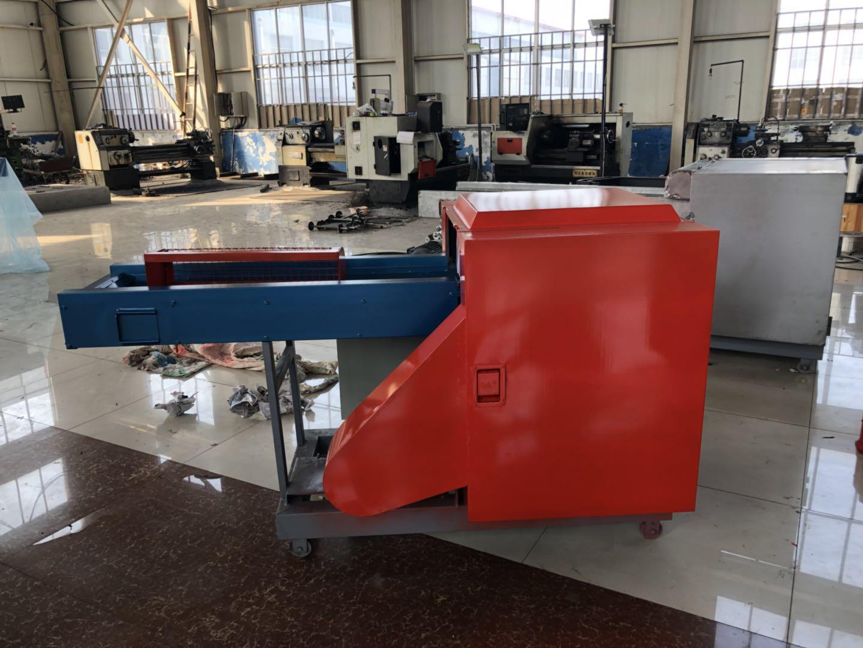 山东青州伟邦*锦纶纤维切段机/氨纶纤维切割机/腈纶纤维短切机