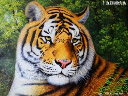 朝鲜动物油画厂家_出售出色的朝鲜油画