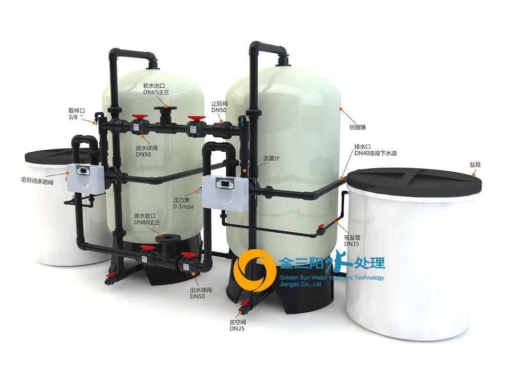齐齐哈尔全自动软水器|划算的全自动软水器供销