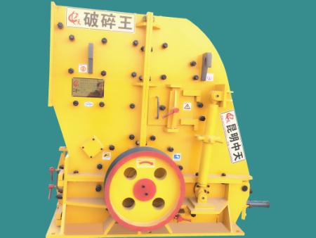 云南生产线设备厂商出售-昆明专业的ZFC60型新款二合一破碎机推荐