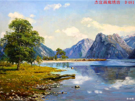 供應遼寧新品朝鮮油畫 朝鮮油畫價格