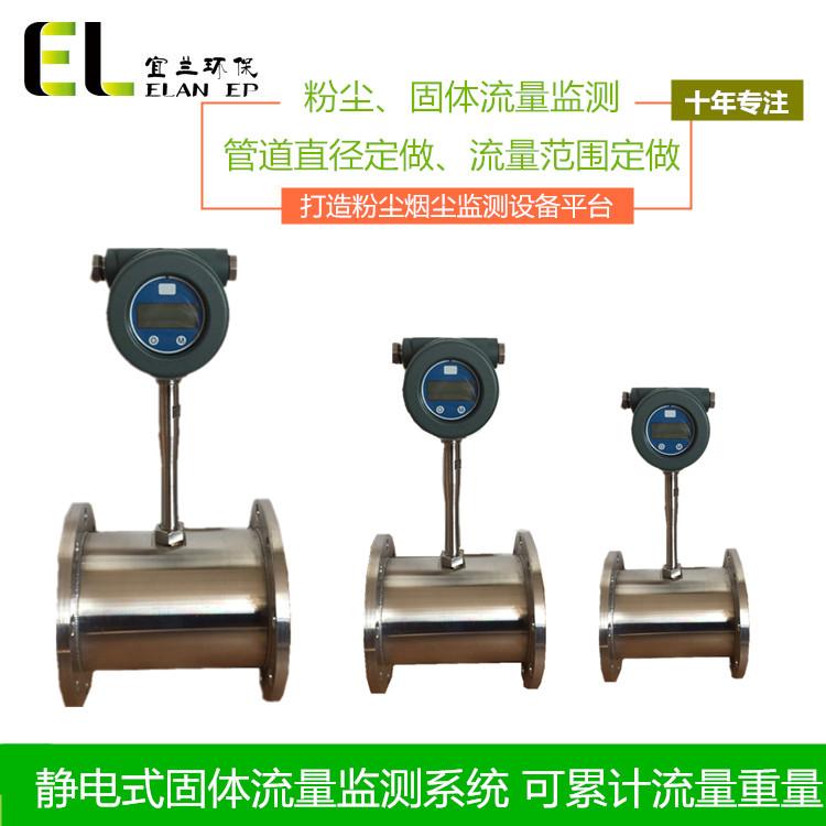 煤粉管道流量测试仪