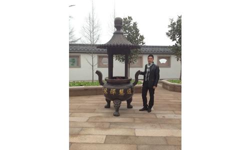 供应温州优惠的祠堂铜香炉-批发、定制