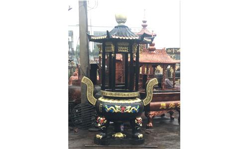供應銅鐘廠-溫州性價比高的祠堂銅香爐哪里可以買到