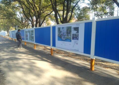 重慶草坪圍擋價格|耐用的重慶工程圍擋重慶奧釗義建材供應