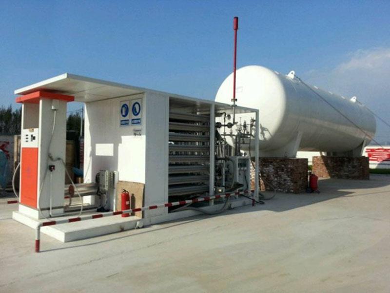天然气低温储罐低价甩卖_优良天然气低温储罐认准开封见云燃气设备