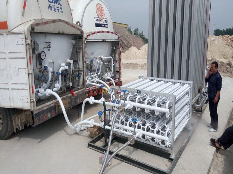 低温储罐安装专卖店-河南有保障的低温储罐安装供应