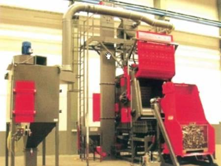 抛丸机专业生产厂家|沈阳吉越机械质量保证,服务优质