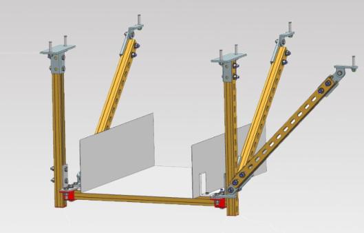 桥架抗震支架_陕西声誉好的供应商是哪家-桥架抗震支架