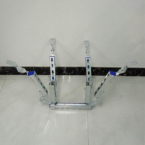 西安抗震支架-西安新款桥架抗震支架出售