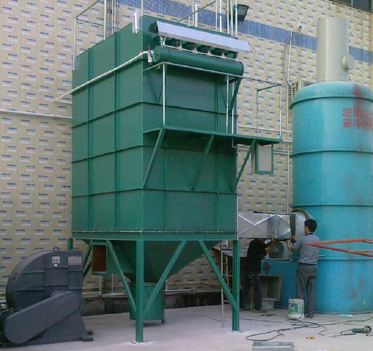 布袋除塵供應-山東可靠的布袋除塵設備供應商是哪家
