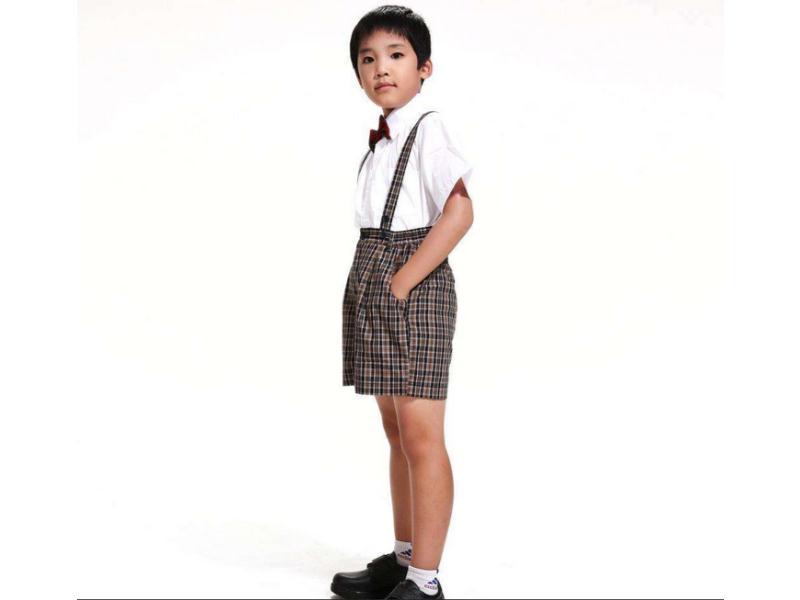 小學生夏季校服