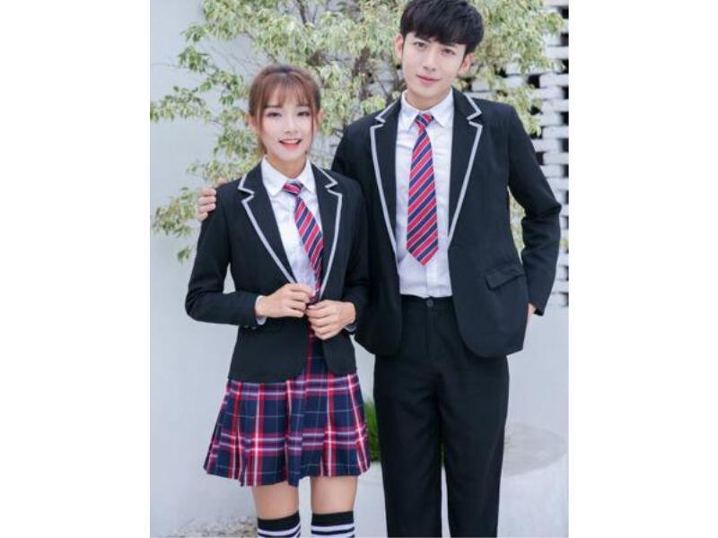 中學生冬季校服