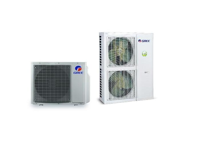 兰州中央空调各系统工作原理简介