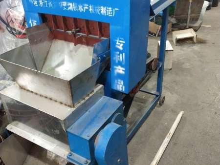 销售冻冰鱼粉碎机械-大量供应销量好的冻冰鱼粉碎机械