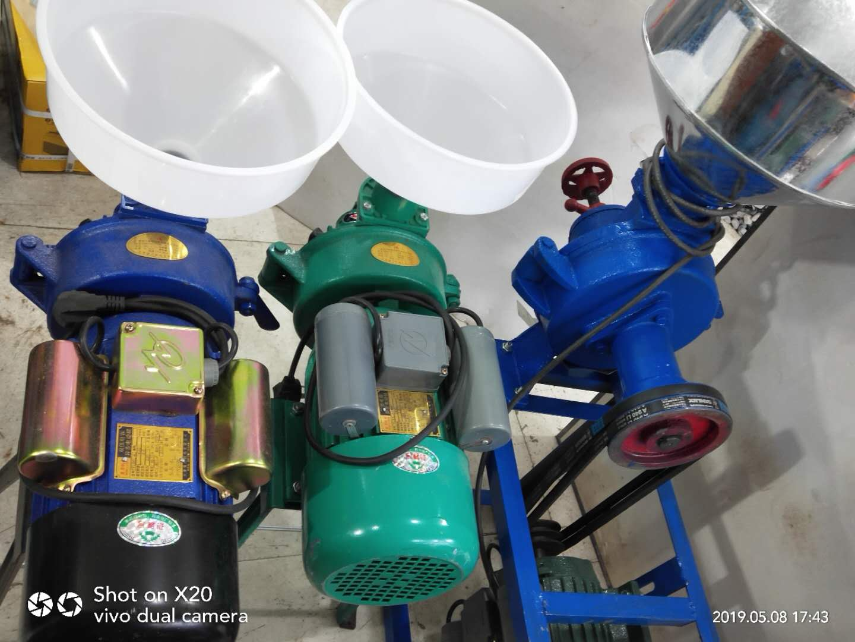 蟹塘饲料加工机械