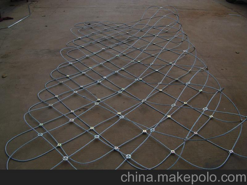 福建钢丝绳网-哪里买专业的钢丝绳网