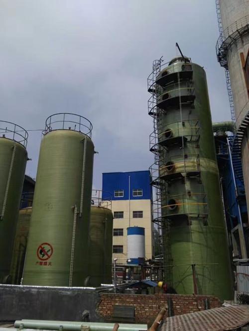 砖厂脱硫除尘器