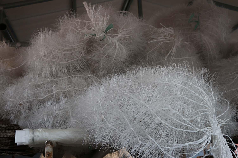 青岛软性纤维填料哪家好-物超所值的填料宝林蝶环保设备供应