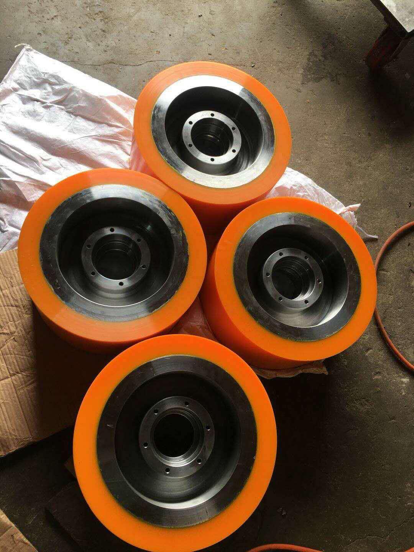 规模大的聚氨酯包胶轮厂家就是上海储叠工业设备 聚氨酯包胶轮销售
