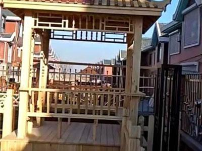 防腐木報價-防腐木廠家推薦