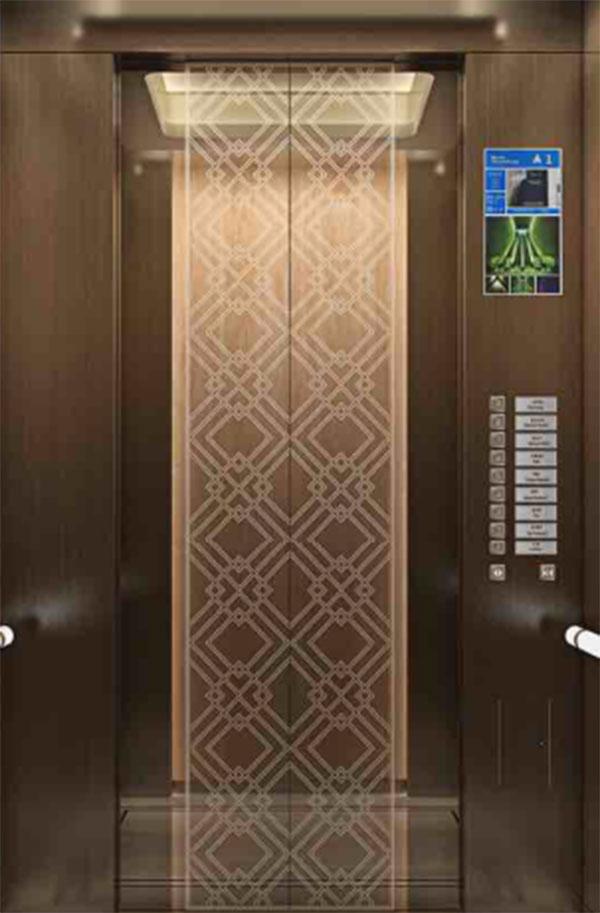 石家庄电梯轿厢装潢-电梯轿厢装潢找昊华电梯_专业可靠