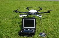 六轴旋翼无人机测绘系统