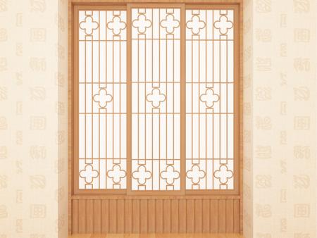 格子门定制公司-优惠的格子门定制就在合和雅居木制品配件加工部