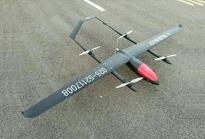 油电混合固定翼垂直起降无人机